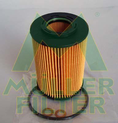 Original HYUNDAI Oil filter FOP258