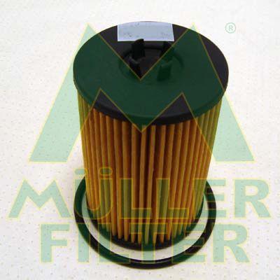 Motorölfilter MULLER FILTER FOP287