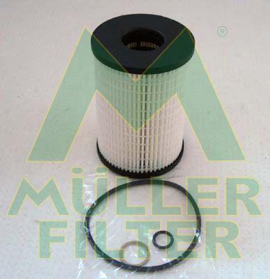 Ölfilter MULLER FILTER FOP289