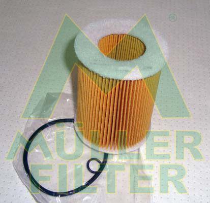 Original HYUNDAI Oil filter FOP355