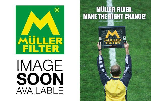 Motorölfilter MULLER FILTER FOP379