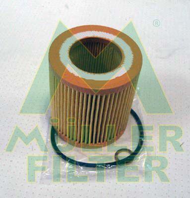 Motorölfilter MULLER FILTER FOP452