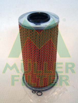 Original MERCEDES-BENZ Motorölfilter FOP613