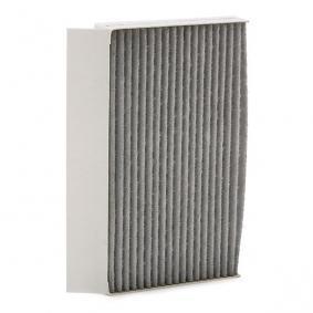 BOSCH FILTRO dell/'abitacolo aria di riscaldamento//ventilazione 1 987 432 327