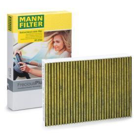 Original MANN-FILTER Innenraumfilter CU 2733 F/ür PKW