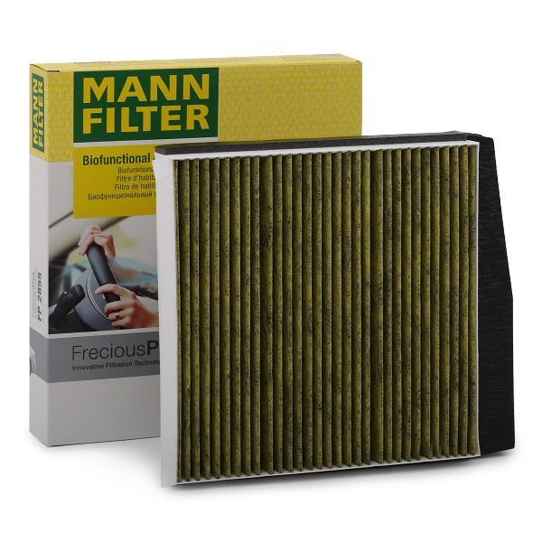 MANN-FILTER | Filter, Innenraumluft FP 2855