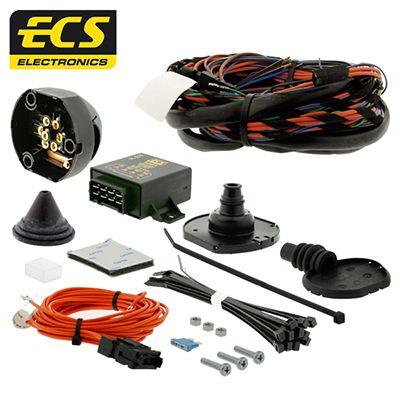 Купете FR045DL ECS не е необходимо отключване (регистрация) Електрокомплект, теглич FR-045-DL евтино