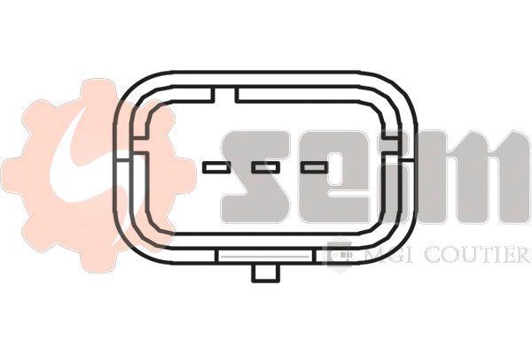 SEIM | Schalter, Rückfahrleuchte FR118