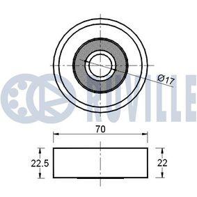Įsigyti ir pakeisti frikcinis guolis, pakabos statramsčio atramos montavimas RUVILLE 865308