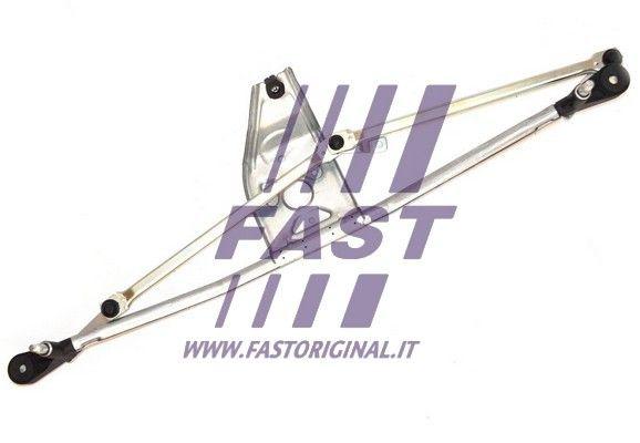 Купете FT93124 FAST за автомобили с ляв волан, отпред, с електродвигател Лостов механизъм на чистачките FT93124 евтино