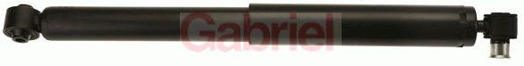 G71089 GABRIEL Hinterachse, Gasdruck, Zweirohr, Teleskop-Stoßdämpfer, oben Auge, unten Auge Länge: 604mm, Ø: 45mm, Ø: 45mm Stoßdämpfer G71089 günstig kaufen
