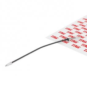 Brake cable for MERCEDES-BENZ C-Class Saloon (W204) cheap order online