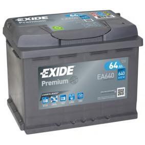 EA640 Batterie EXIDE 55046 - Große Auswahl - stark reduziert