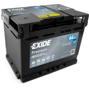 EA640 bateri EXIDE in Original Qualität