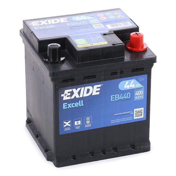 Starterbatterie EXIDE EB440 Bewertungen