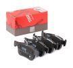 Bremsbelagsatz, Scheibenbremse GDB2115 — aktuelle Top OE DG9C-2M007-HA Ersatzteile-Angebote