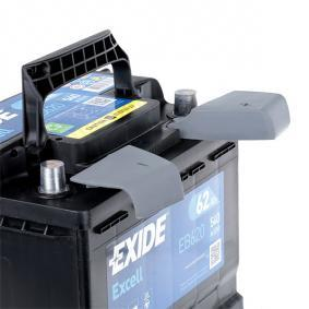 EB620 Starterbatterie EXIDE Erfahrung