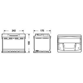 EB620 Starterbatterie EXIDE Test
