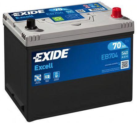BMW GLAS Teile: Starterbatterie EB704 jetzt bestellen
