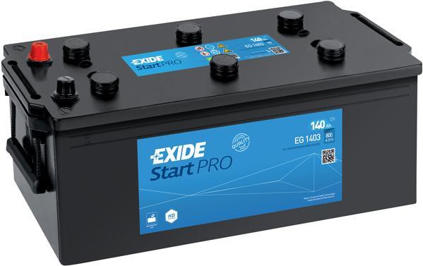 Original IVECO Autobatterie EG1403