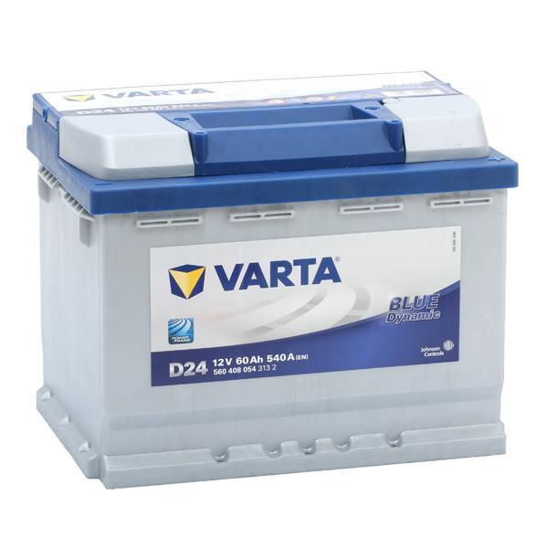 5604080543132 Autobatterie VARTA 560408054 - Große Auswahl - stark reduziert