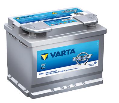Akkumulator VARTA 560901068B512