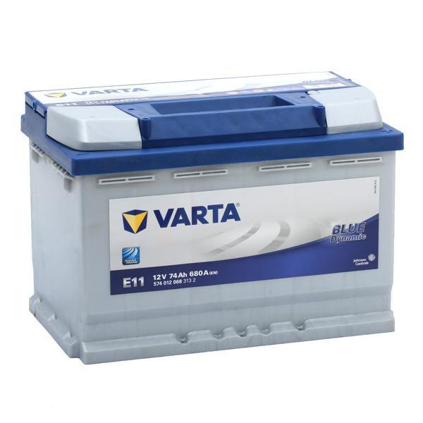 5740120683132 Autobatterie VARTA 574012068 - Große Auswahl - stark reduziert