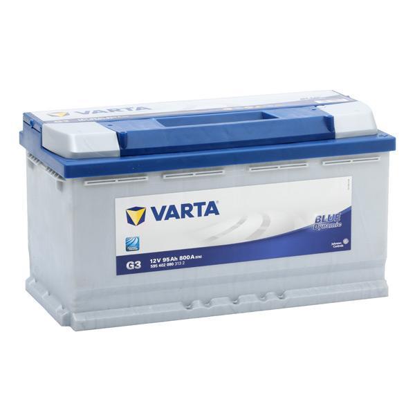 5954020803132 Autobatterie VARTA 595402080 - Große Auswahl - stark reduziert