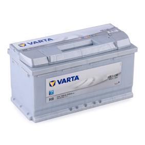 H3 VARTA SILVER dynamic Batterie-Kapazität: 100Ah Kälteprüfstrom EN: 830A, Spannung: 12V, Polanordnung: 0 Starterbatterie 6004020833162 günstig kaufen