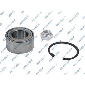 Koop en vervang Wiellagerset GSP GK6819
