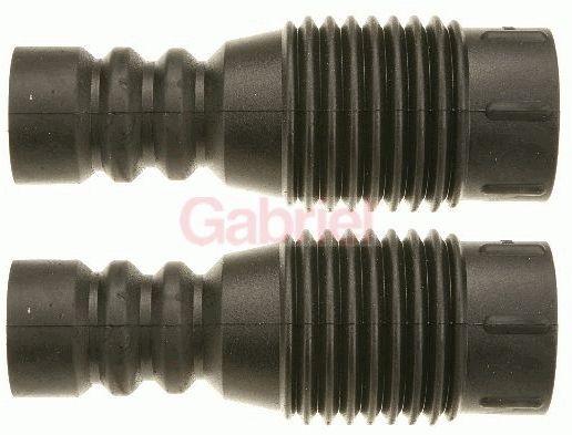 Genomslagsgummi GP135 GABRIEL — bara nya delar