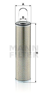 Kup MANN-FILTER Filtr, hydraulika sterownicza H 9005 ciężarówki
