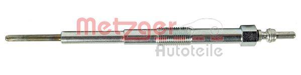 METZGER: Original Glühkerzen H1 478 (Länge über Alles: 154mm, Gewindemaß: M10x1)