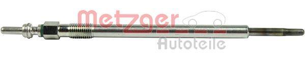MERCEDES-BENZ MARCO POLO 2015 Vorglühen - Original METZGER H5 124 Länge über Alles: 148mm, Gewindemaß: M8x1