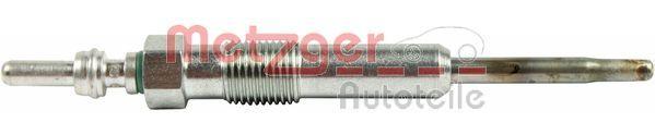 H5 199 METZGER 7V, OE-LIEFERANT Länge über Alles: 97mm, Gewindemaß: M10x1 Glühkerze H5 199 günstig kaufen