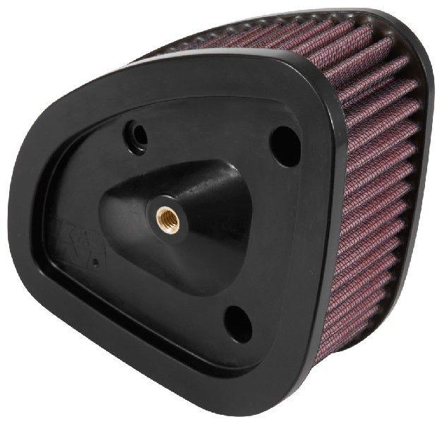 K&N Filters Vzduchový filtr Filtr s dlouholetou zárukou HD-1717 HARLEY-DAVIDSON