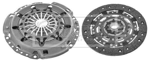 Купете HK7923 BORG & BECK за двигатели с двумасов маховик Комплект съединител HK7923 евтино