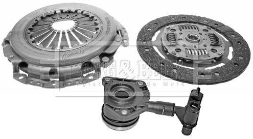 Купете HKT1200 BORG & BECK Комплект съединител HKT1200 евтино