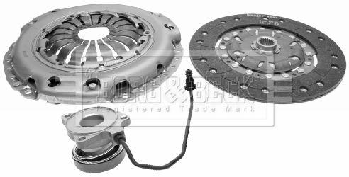 Купете HKT1221 BORG & BECK Комплект съединител HKT1221 евтино