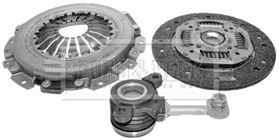 Купете HKT1226 BORG & BECK Комплект съединител HKT1226 евтино