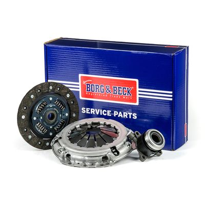 Clutch kit HKT1458 BORG & BECK — only new parts