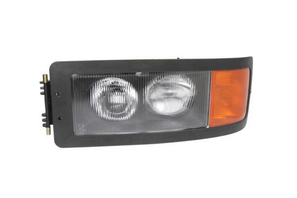 TRUCKLIGHT Reflektor do MAN - numer produktu: HL-MA003L/H4