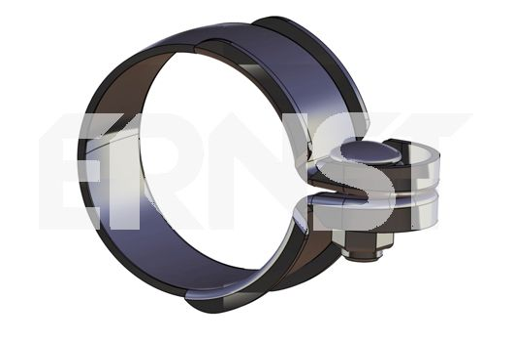 498050 ERNST Rohrverbinder, Abgasanlage - online kaufen