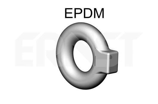 Volkswagen PHAETON ERNST Silencer bracket 498821