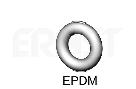 Volkswagen PHAETON 2010 Muffler hanger bracket ERNST 498852: