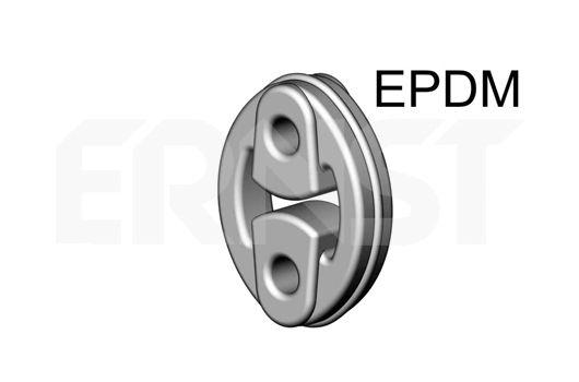 Buy original Holder exhaust pipe ERNST 499316