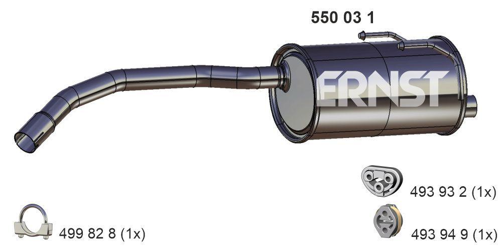 Original MINI Esd 550031