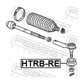 HTRBRE Reparatursatz, Spurstangenkopf FEBEST HTRB-RE - Große Auswahl - stark reduziert