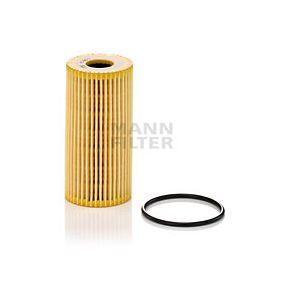 HU6011z Ölfilter MANN-FILTER Erfahrung