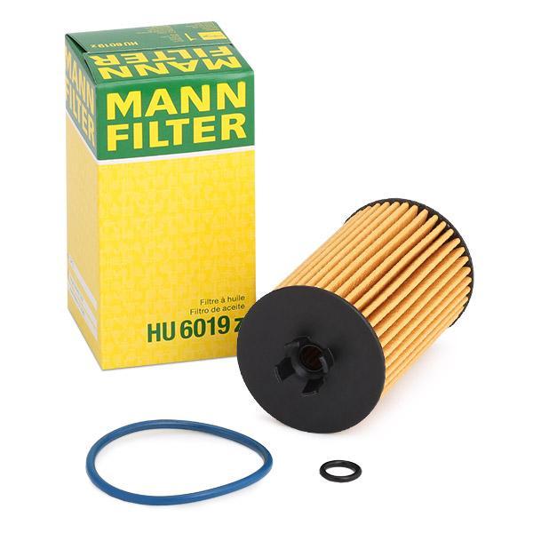 MANN-FILTER   Oil Filter HU 6019 z